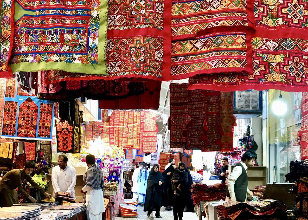 بازار زاهدان -معمارنت