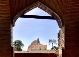 میدان جلفا -اصفهان-معمارنت