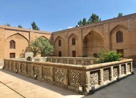 اهر-مقبره وموزه شیخ شهاب الدین اهری -معمارنت