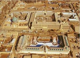 مجتمع فرهنگي - تجاري عباسي اصفهان