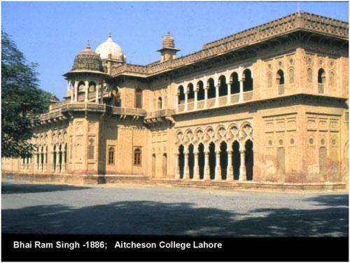 معماري مستعمراتيهای هند